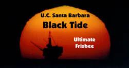 UCSB Black Tide Ultimate